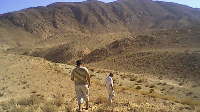 داعش الإرهابي يؤكد ذبح مواطن في جبل عرباطة بعد أسره