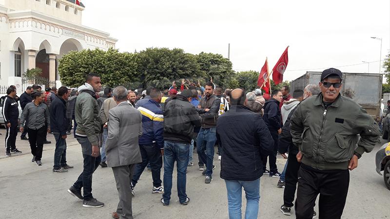 صفاقس: اتّهامات متبادلة بين اتّحاد الشغل وحركة مشروع تونس