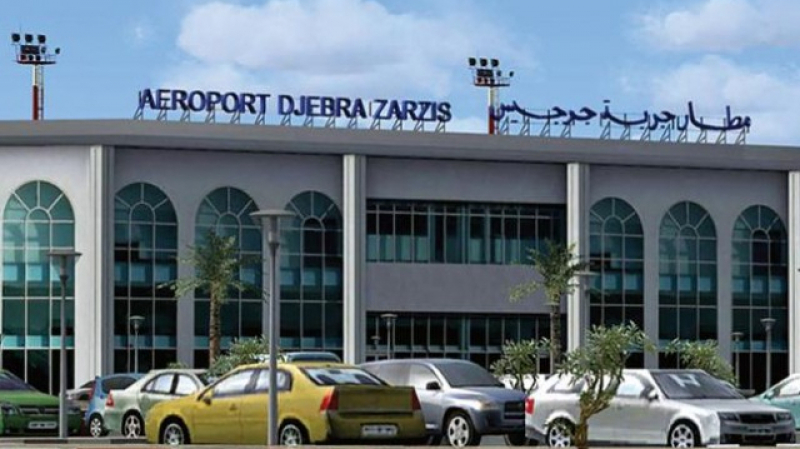 طائرة عسكرية قطرية في مطار جربة: الديوانة توضح