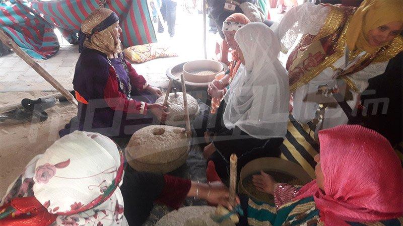 مهرجان تراث أولاد سيدي عبيد في دورته الثانية