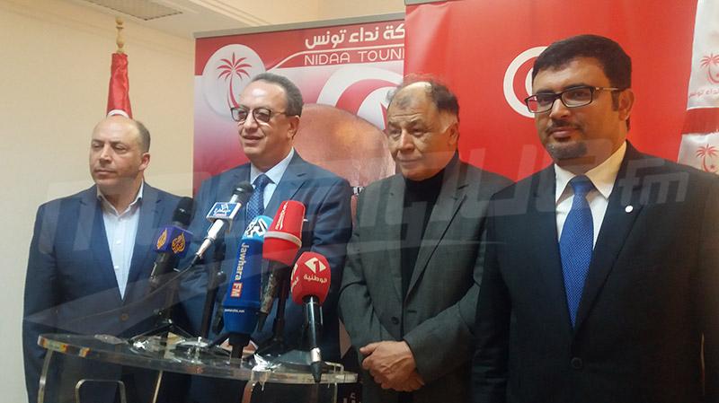 ناجي جلول أمين عام نداء تونس ''شق حافظ''