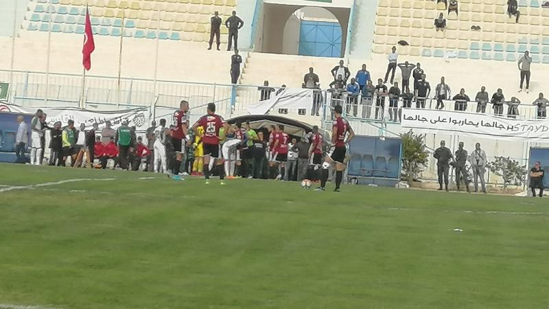 الملعب القابسي يتقدم بإحتراز ضدّ الصفاقسي