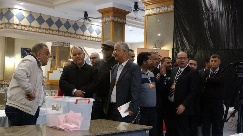 مؤتمر التيار الديمقراطي :التصويت على ترشّحمحمد عبو للرئاسة