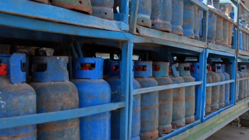 تعليق إضرابموزعي قوارير الغاز المنزلي بالجملة