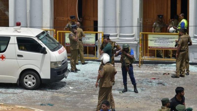 سريلانكا: تفكيك عبوة ناسفة قرب مطار كولومبو