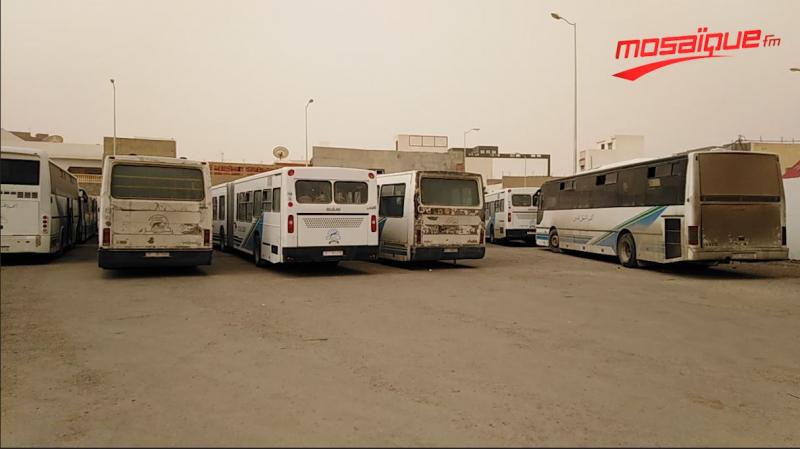 تطاوين: تعطل الدراسة بسبب إضراب النقل