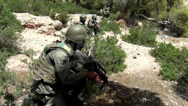 الكاف: تبادل إطلاق بين القوات العسكرية الأمنية وعناصر إرهابية