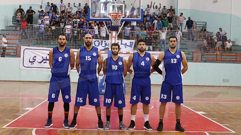 نهائي البطولة كرة السلة :الاتحاد المنستيري يفوز على النجم الرادسي