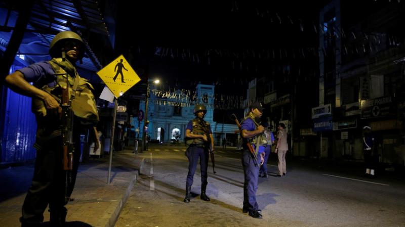 إنفجار دون ضحايا في سريلانكا وإغلاق جميع الكنائس