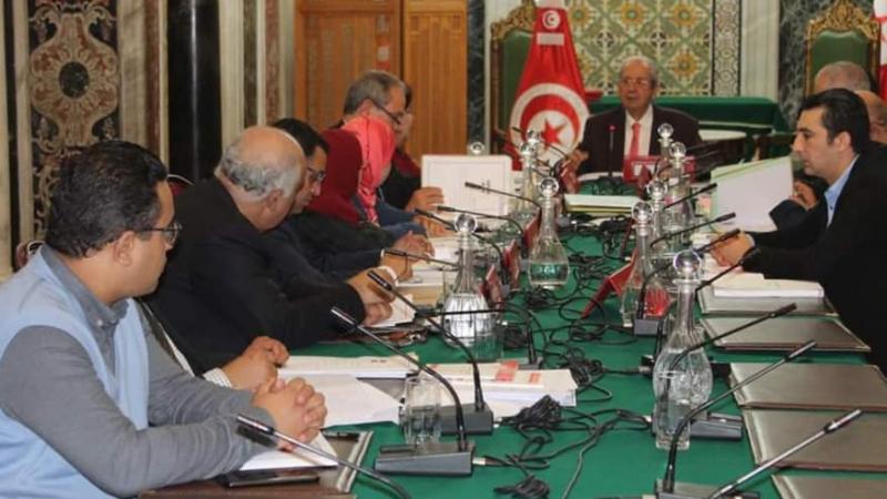 جلسة عامة للنظر في مشروع تعديل قانون الإنتخابات