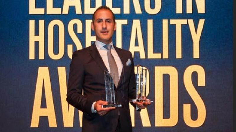 تونسي يتحصّل على جائزة أفضل مدير نزل في دبي