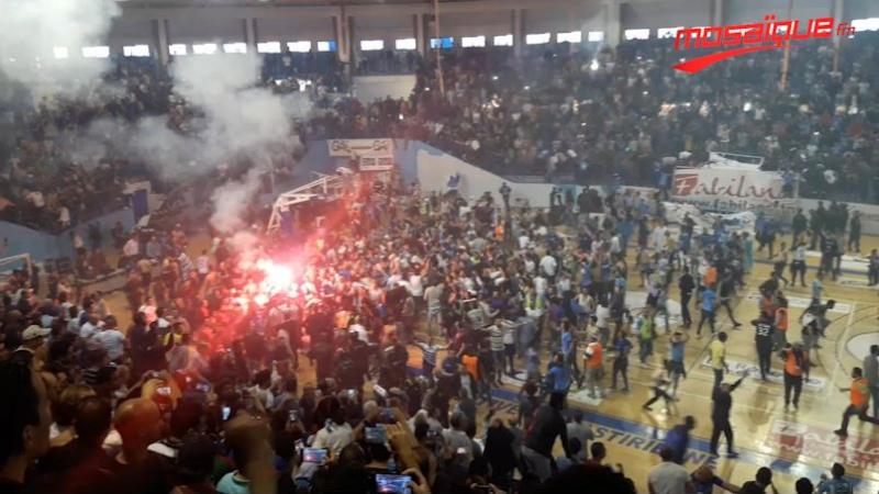 كرة السلة :الاتحاد المنستيري بطل تونس