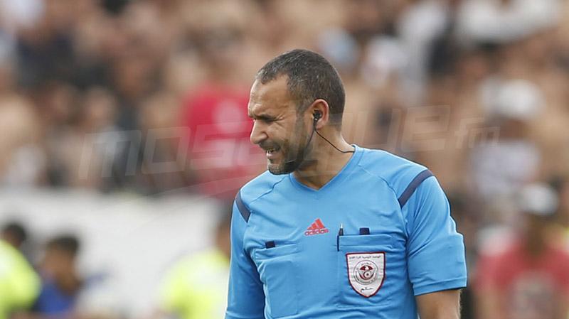 بن صالح يدير مباراة نجم المتلوي والنجم الساحلي