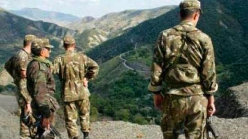 الجيش الجزائري يعثر على جثة إرهابي