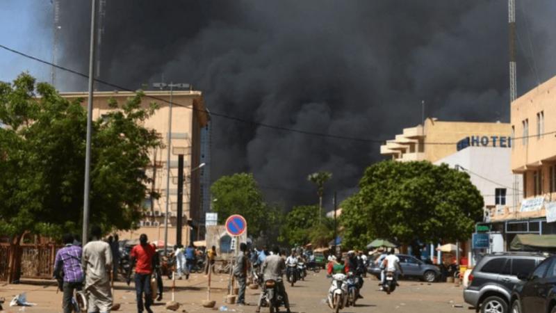 ستة قتلى في هجوم على كنيسة كاثوليكية في شمال بوركينا فاسو