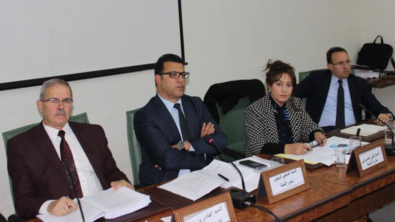 لجنة المالية تلغي النظر في قرض رقاعي بـ800 مليون دولار