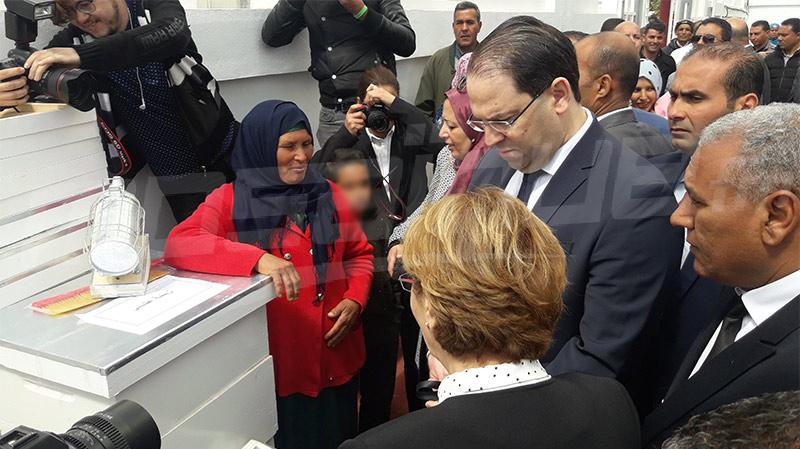 رئيس الحكومة يدشّن ''مركز إشعاع الفتاة الريفية'' في فرنانة