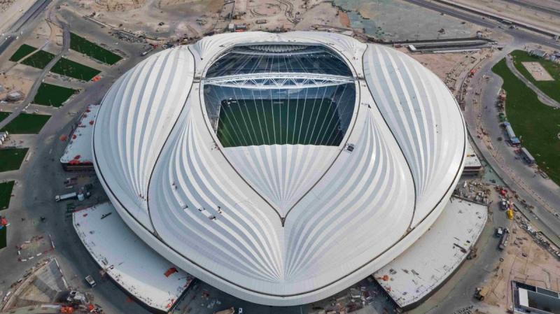 أول ملعب يمكن تبريده: قطر تدشّن ملعبا جديدالمونديال 2022