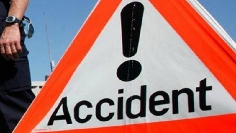 مقرين:إصابة 16 شخصا في اصطدام شاحنة بحافلة
