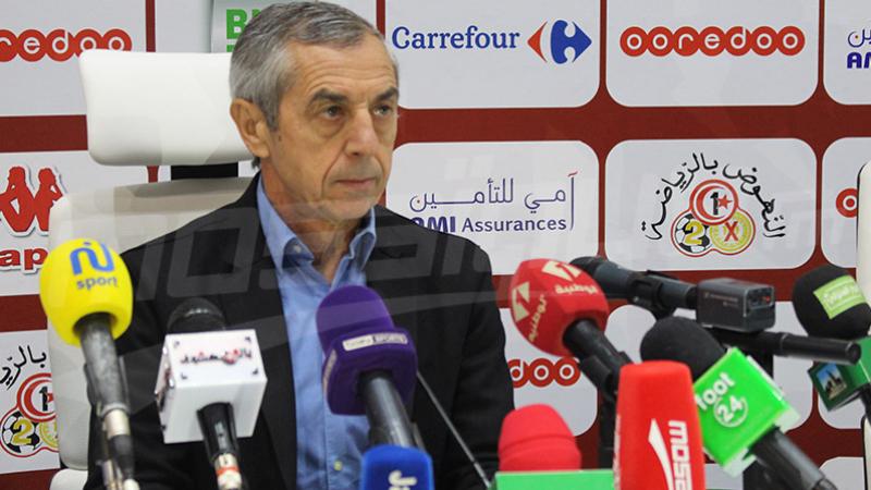 جيراس : الترجي قادر على اللعب في البطولة الفرنسية
