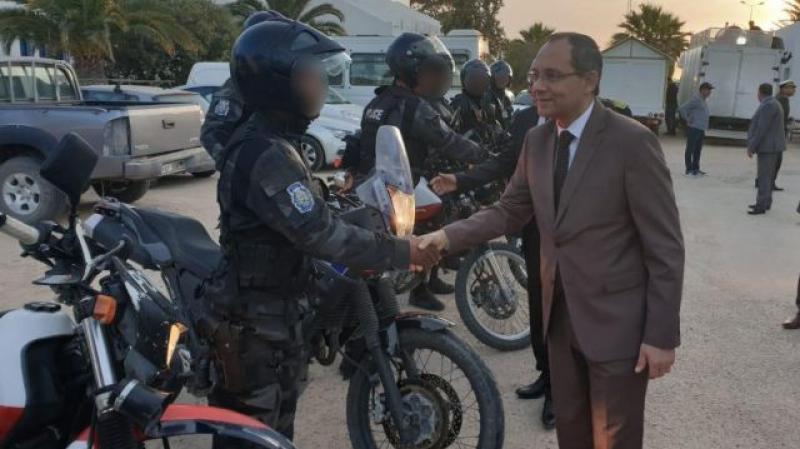 إحداث المركز النموذجي للأمن الوطني في حومة السوق في جربة