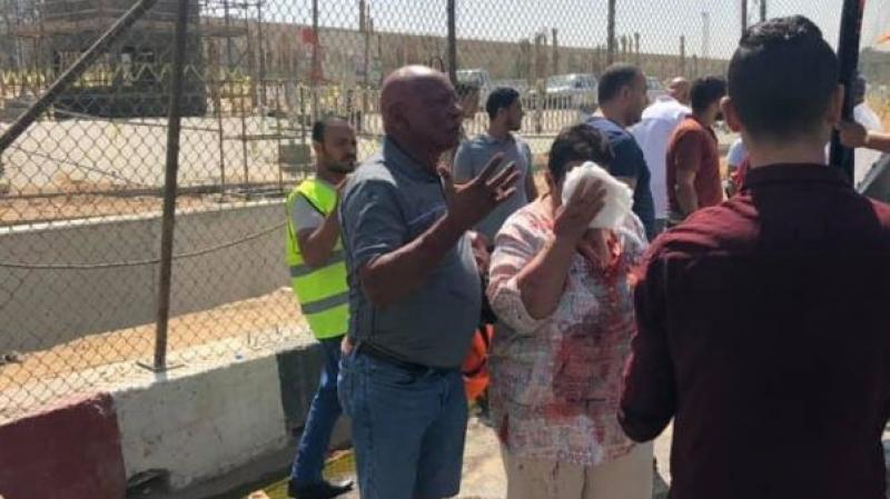 إنفجار حافلة سياحية في مصر