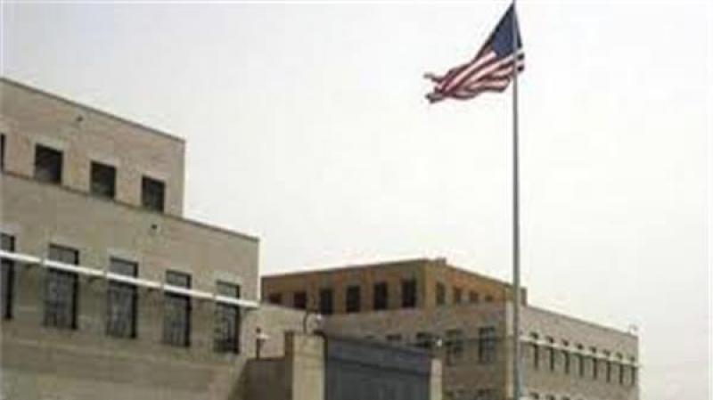 سقوط صاروخين قرب السفارة الأمريكية في العراق