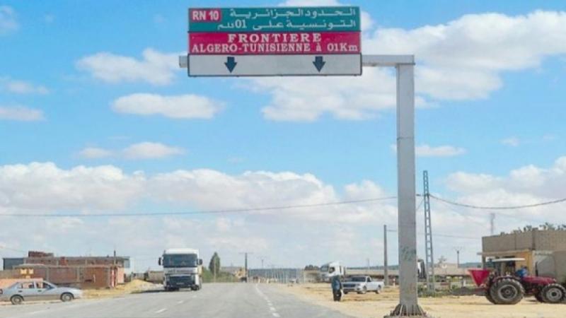 الجزائر: خدمة استخراج سند العبور الإلكتروني للمتجهين نحو تونس