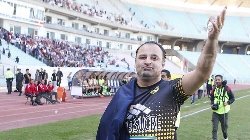 عبد السلام سعيداني: الملعب القابسي اقترح أموالا للفوز بالمباراة