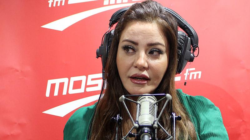 بية الزردي: رفضت عرضا للتمثيل في مسلسل جزائري