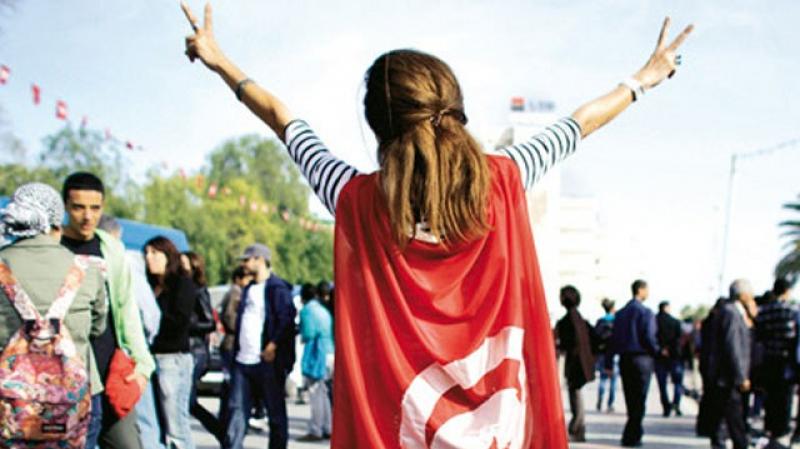 مرأة تونسية