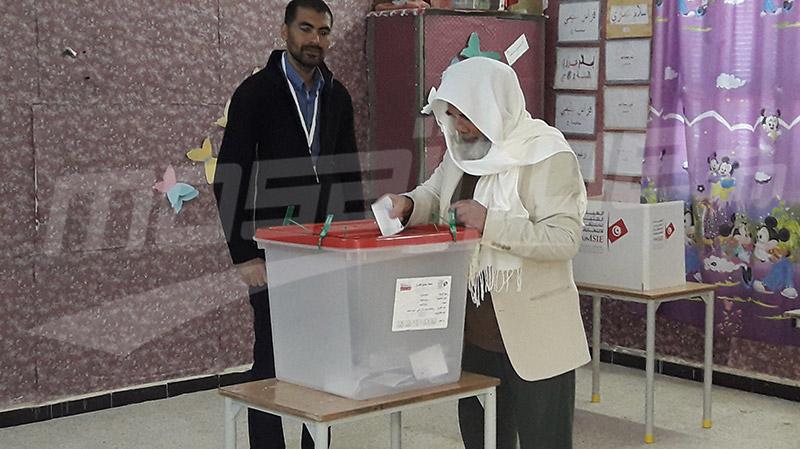 السوق الجديد: إقبال ضعيف على الإنتخابات البلدية الجزئية