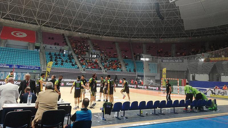 نادي ساقية الزيت يُتوّج بكأس تونس لكرة اليد