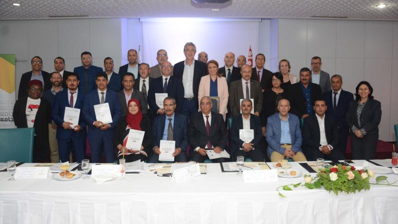 إعادة تأسيس الجامعة الوطنية للمدن التونسية