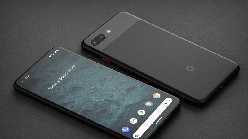 غوغل تكشف رسميا عن تصميم هاتفها الجديد 'يكسل 4'