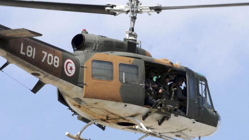 طائرة عسكرية للبحث عن السيارة التي افتكتها مجموعة إرهابية لمواطن