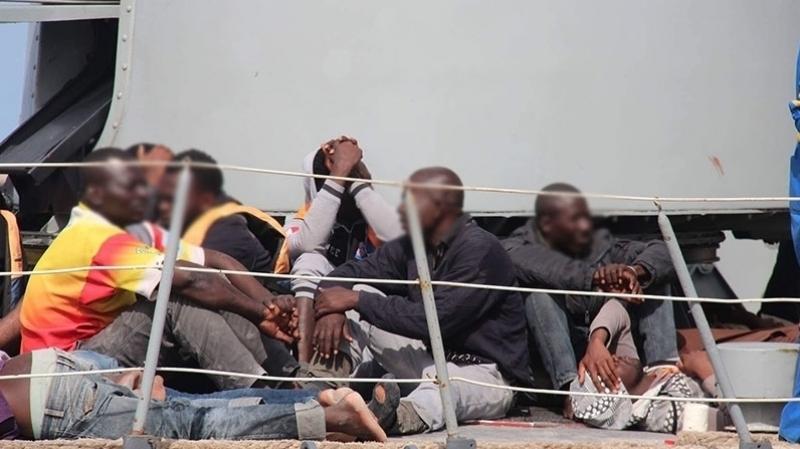 جرجيس: المهاجرون العالقون يقبلون العودة إلى بلدانهم