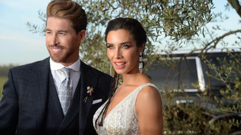 غياب بارز لنجوم الكرة عن زفاف راموس