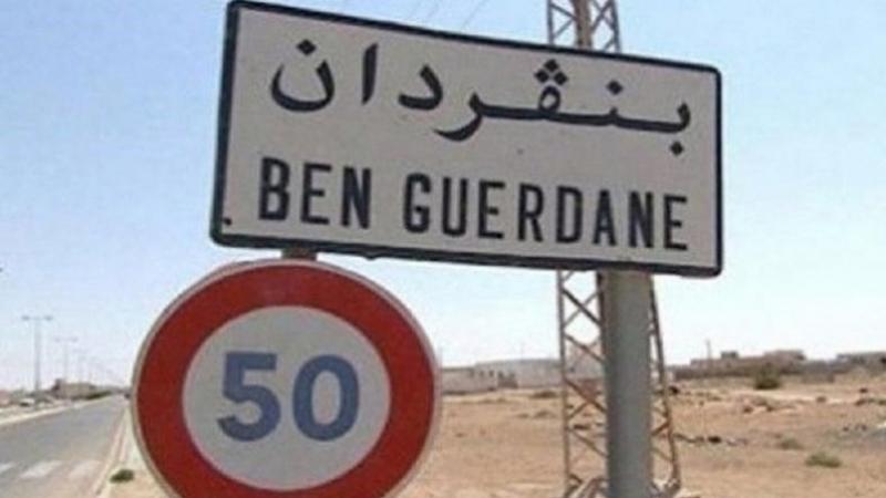 بن قردان: القبض على 7 أشخاص بصدد اجتياز الحدود خلسة