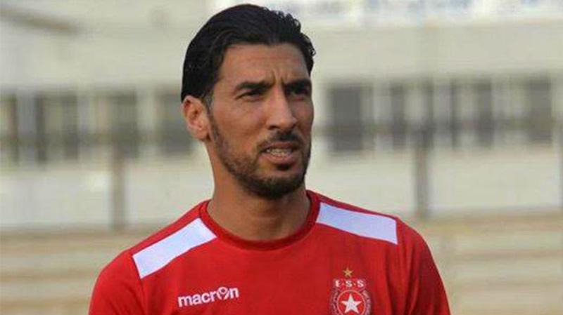 النجم:ماهر الحناشي أفضل لاعب موسم 2018-2019