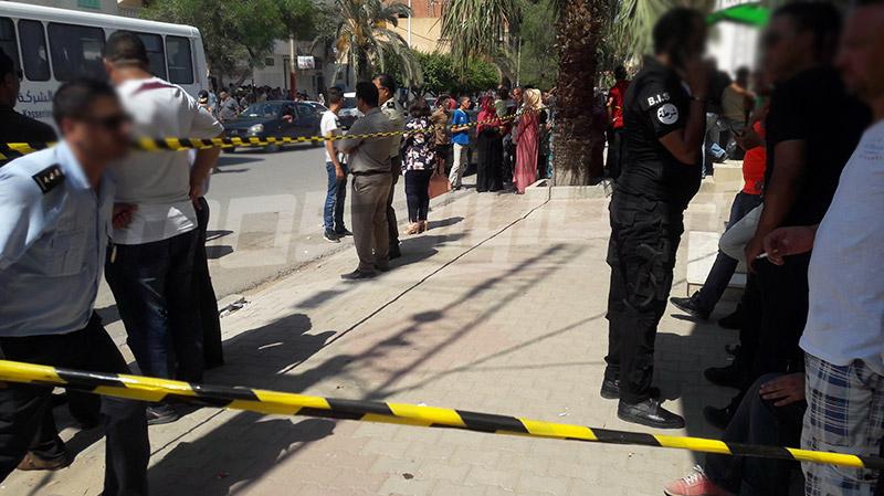 سطو مسلّح على فرع بنكي في دار شعبان الفهري