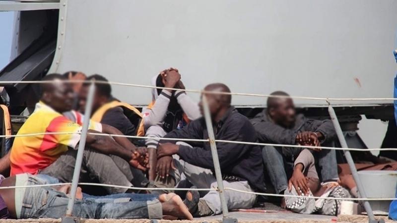 جرجيس: المهاجرون العالقون يدخلون الميناء تحضيرا لعودتهم إلى بلدانهم