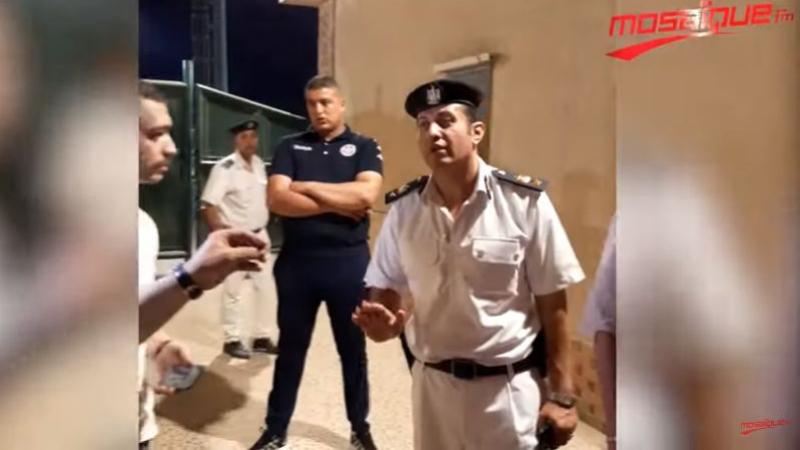 أمني مصري :تمارين تونس مغلقة تماما حتى 23 جوان!!