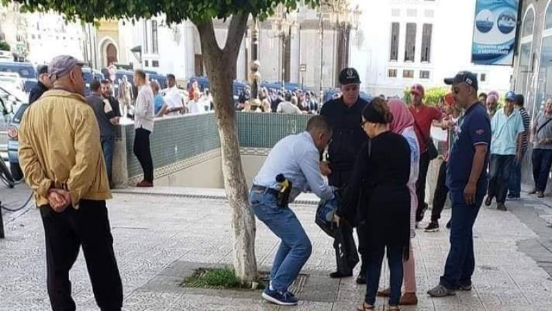 الشرطة الجزائرية تعتقل مشاركين في مسيرة الحراك الشعبي