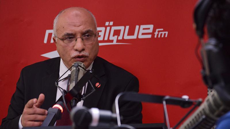 الهاروني: موقف النهضة في الرئاسية مرتبط بتصورها للحكم