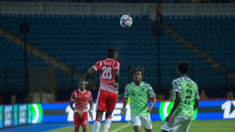 كان 2019:نيجيريا تفوز على بورندي بصعوبة