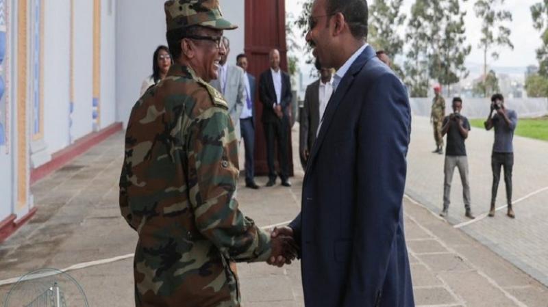 إغتيال رئيس أركان الجيش الأثيوبي على يد حارسه الشخصي