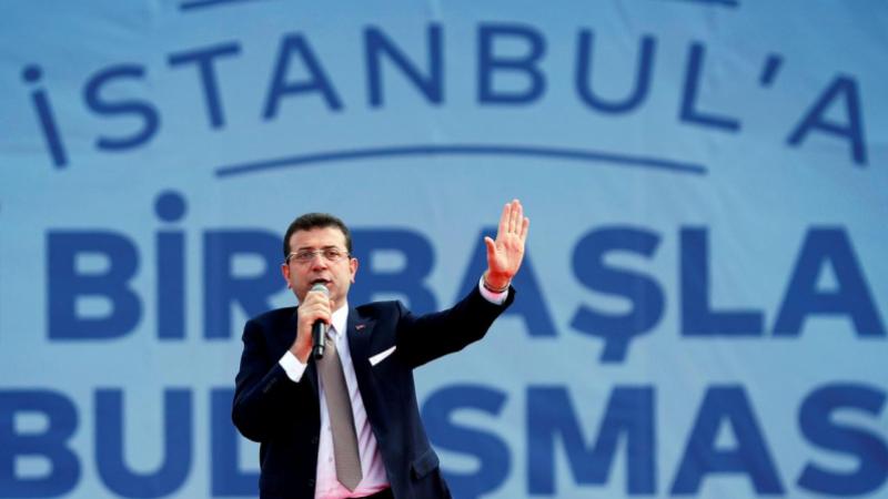 تركيا: مرشّح المعارضة يفوز برئاسة بلدية اسطنبول