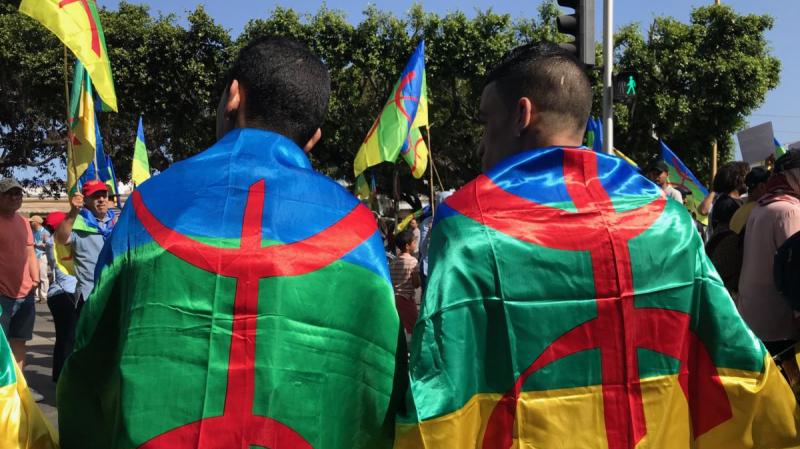 الجزائر: السجن لمتظاهرين رفعوا الرايات الأمازيغية