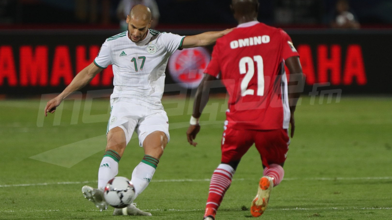 كان 2019: الجزائر تفوز على كينيا